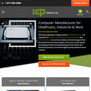 Industrial Computer Supplies