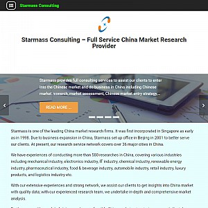 China Market Research - China Market Entry