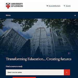 University of London Distance Learning Programme