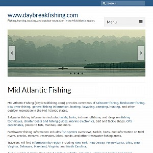 Maryland - Virginia Saltwater Fishing