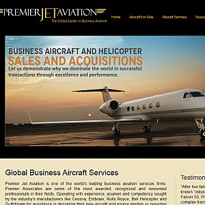 Premier Jet Aviation, Inc.
