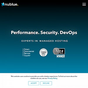 NuBlue - Business Web Design