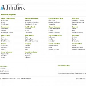 Allthelink :: The World Directory And Search Engine