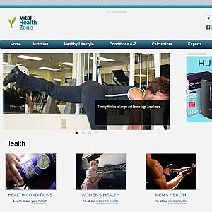 Vital Health Zone - Natural Health and Nutrition