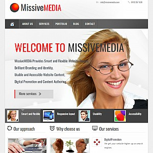 Web Design Sydney ::missiveMEDIA::