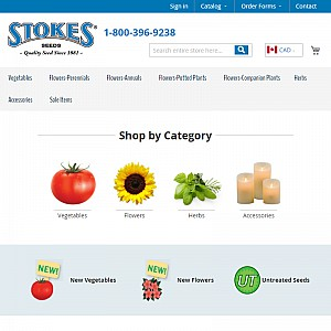 Flower Garden Seeds and Vegetable Garden Seeds - Stokes Seeds