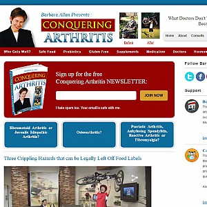 Conquering Arthritis--Proven Alternatives for Rheumatoid Arthritis