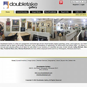 Fine Art Consignment Gallery