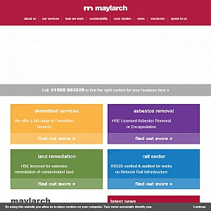 Maylarch Ltd