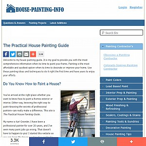 House Painting Information