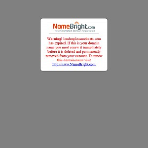 London Pleasure Boats