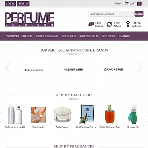 Perfume Blvd - Discount Perfume, Cologne Retail Online Store