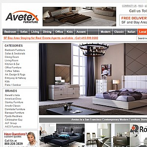 San Francisco Furniture Stores