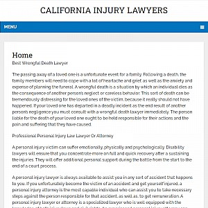 Los Angeles Personal Injury Lawyer - Wagner & Associates