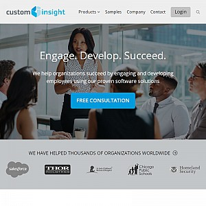 Custominsight - Survey Software