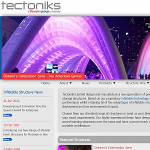 Tectoniks Portable Buildings