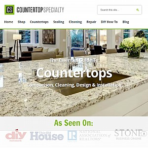 Granite and Marble Countertop Buyer's Guide