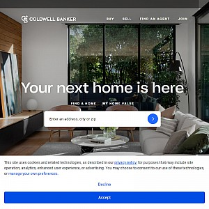 Search Coldwell Banker® Real Estate Listings