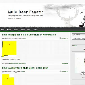 Mule Deer Fanatic