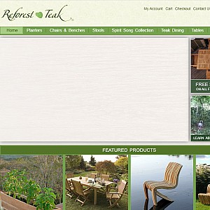 Reforest Teak Furniture