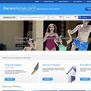 Vacation Rentals by Owners
