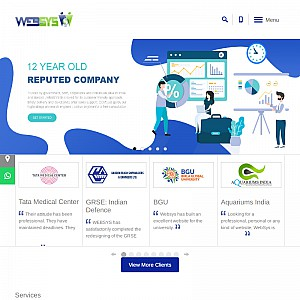 Websys - Outsource Web Development India