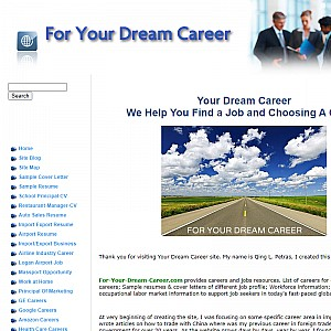 For Your Dream Career At Marketing Business