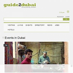 Dubai Vacation. Dubai Travel Guide - Middle East