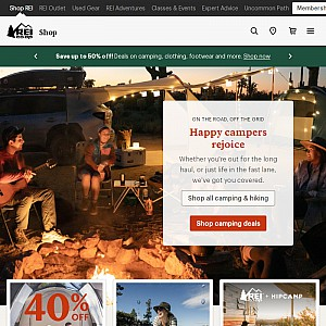 REI Outdoor Gear & Clothing