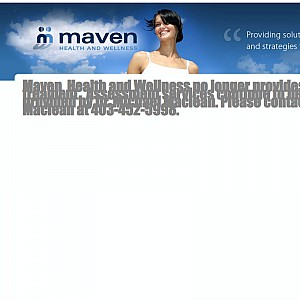 Maven Health & Wellness