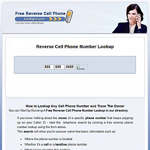 Free Reverse Cell Phone Number Lookup - Trace the Owner of Any number.