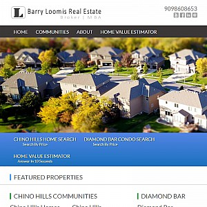Chino Hills Real Estate - Barry Loomis