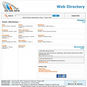 infowebworld.com - business web directory