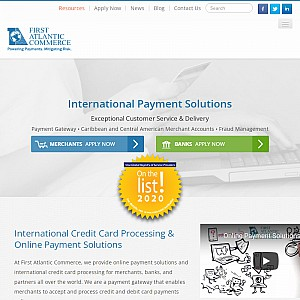 Online Payment Gateway Services and International Merchant Accounts