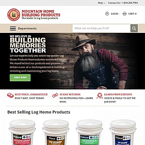 Mountain Home Building Products