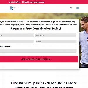 Free Life Insurance Quotes You Can Trust | Hinerman Group