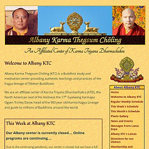 A Center of Tibetan Buddhism Study and Meditation