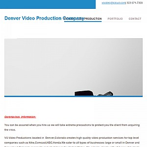 Video Production Denver
