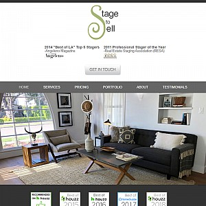 STAGE TO SELL - Los Angeles Home Staging