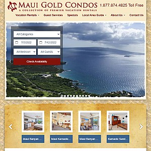 Maui Vacation Rental Condos