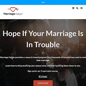 Marriage Help for Marriage Problems.