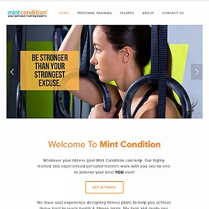 Mint Condition - Personal Training in Hampshire and Surrey