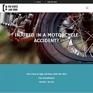 San Diego Motorcycle Attorney