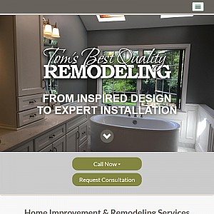 Schaumburg & Surrounding Suburbs General Contractor - Tom's Best Quality Remodeling