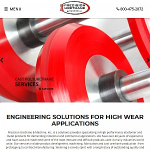 Precision Urethane Parts & Products