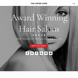 The Upper Hand Hair Salons in Houston