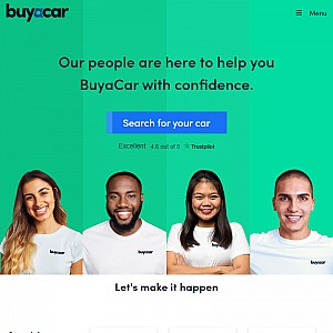 New Cars for Sale at Buy a Car