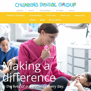 Children's Dental Group | Pediatric Dental Group | Pediatric Dental Specialists