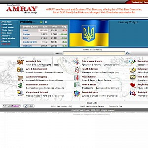 AMRAY Web Directory