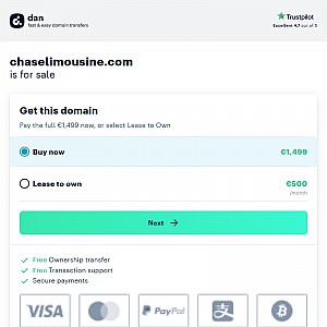 Chicago Limo Car Service | Chase Chicago Limousine